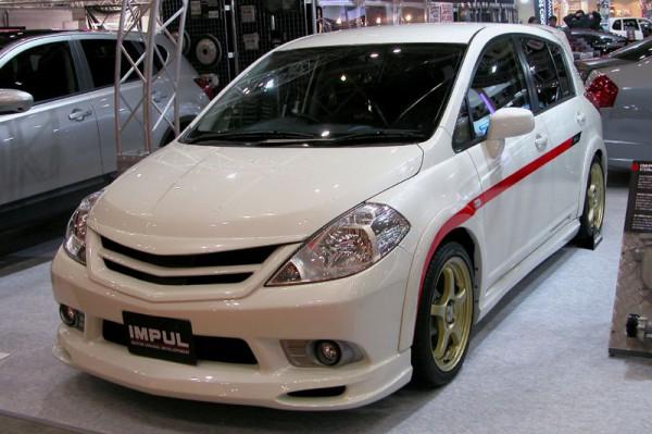 Тюнинг-пакет IMPUL Nissan Tiida /2004-2007/