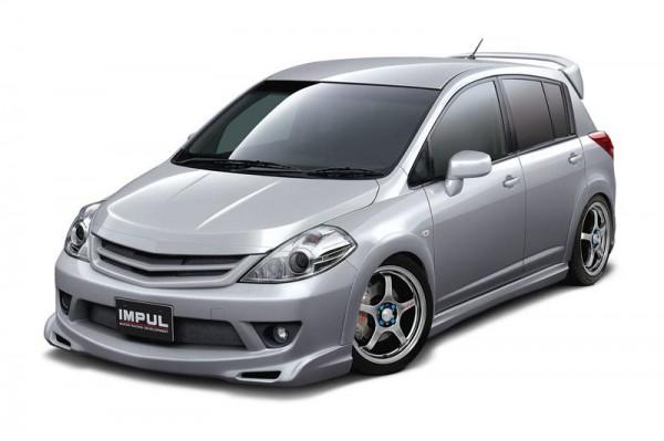Тюнинг-пакет IMPUL Nissan Tiida /c 2008/