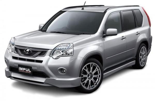 Тюнинг-пакет IMPUL Nissan X-Trail 2011