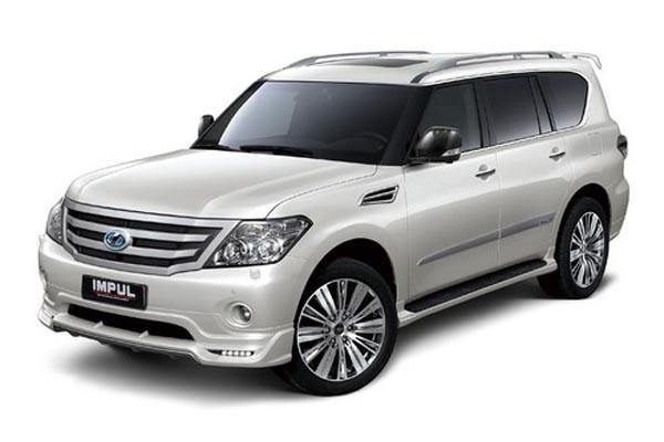 Тюнинг-пакет IMPUL ver.1 Nissan Patrol