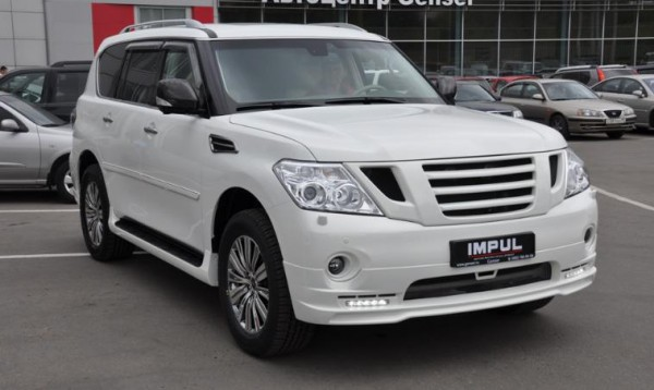Тюнинг-пакет IMPUL ver.2 Nissan Patrol