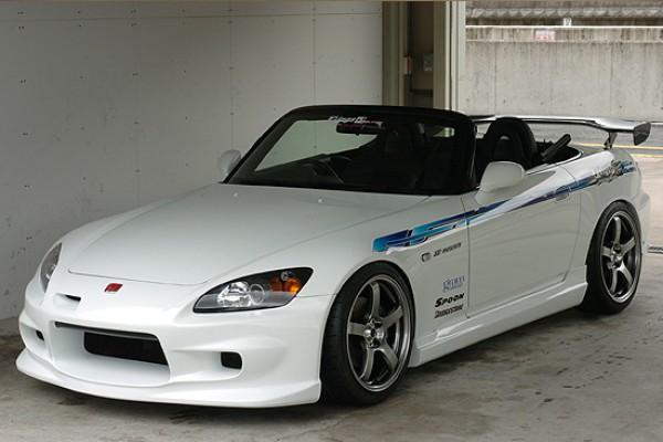 Тюнинг-пакет INGS+1 Honda S2000