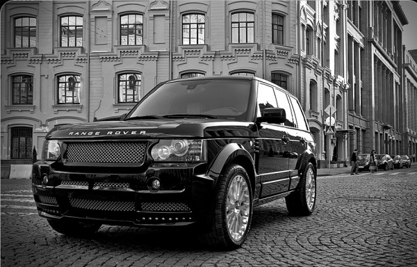 Тюнинг-пакет IRON WING Range Rover Vogue 2011