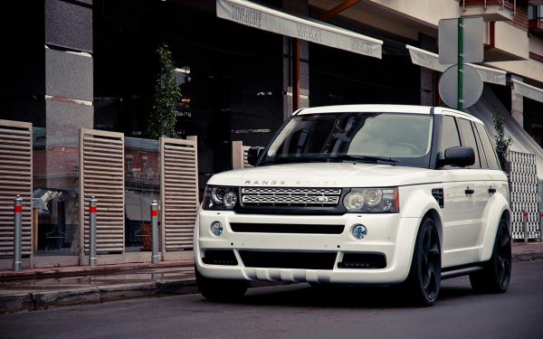 Тюнинг-пакет IRON WING Range Rover Sport 2010