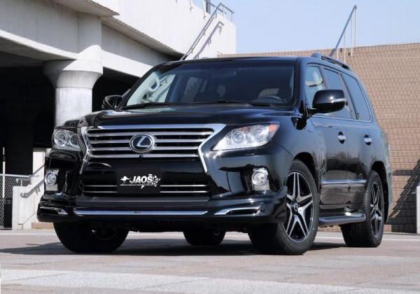 Тюнинг-пакет JAOS Lexus LX 570 2012
