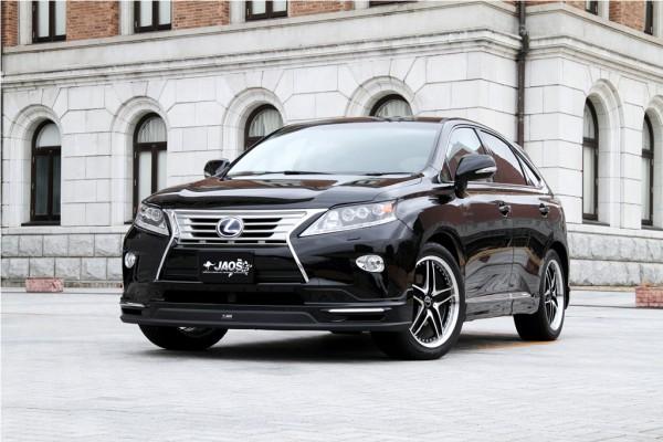 Тюнинг-пакет JAOS Lexus RX 2012