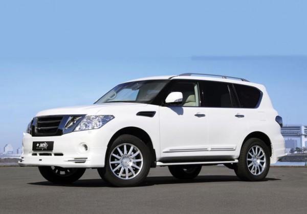 Тюнинг-пакет JAOS Nissan Patrol