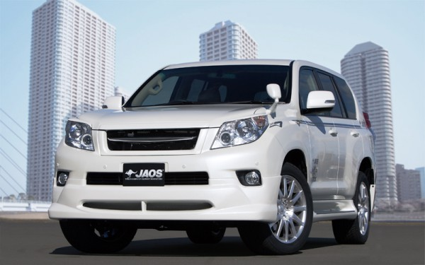 Тюнинг-пакет JAOS Toyota Land Cruiser Prado 150