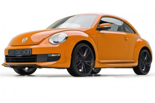 Тюнинг-пакет JE DESIGN VW Beetle 3 2012