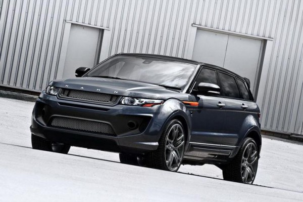 Тюнинг-пакет KAHN Dark Tungsten Metallic Edition RS250 Range Rover Evoque