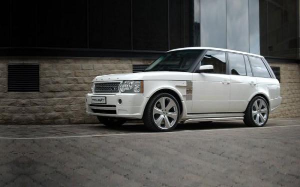 Тюнинг-пакет KAHN Range Rover Vogue