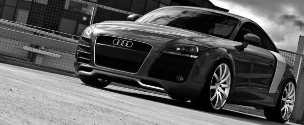 Тюнинг-пакет KAHN Audi TT