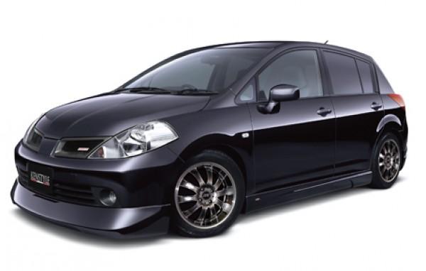 Тюнинг-пакет KENSTYLE Nissan Tiida