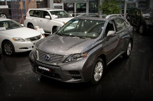 Тюнинг-пакет KHANN Car Design Lexus RX