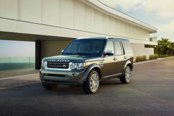Рестайлинг-пакет Land Rover Discovery 4 HSE Luxury Limited Edition 2012