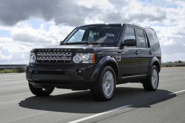 Рестайлинг-пакет Land Rover Discovery LR4 2013