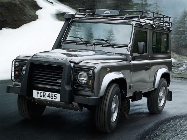 Рестайлинг-пакет Land Rover Defender 90/110 2012