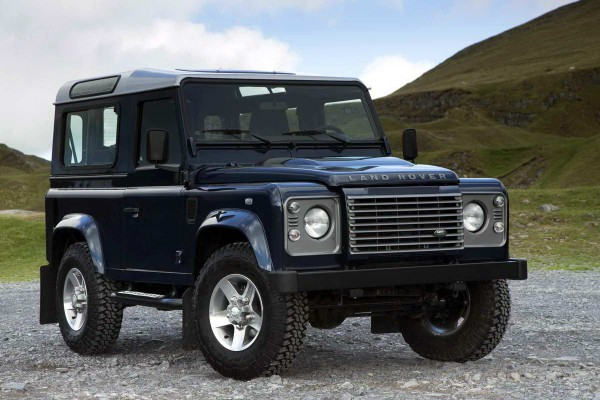 Рестайлинг-пакет Land Rover Defender 90/110 2013