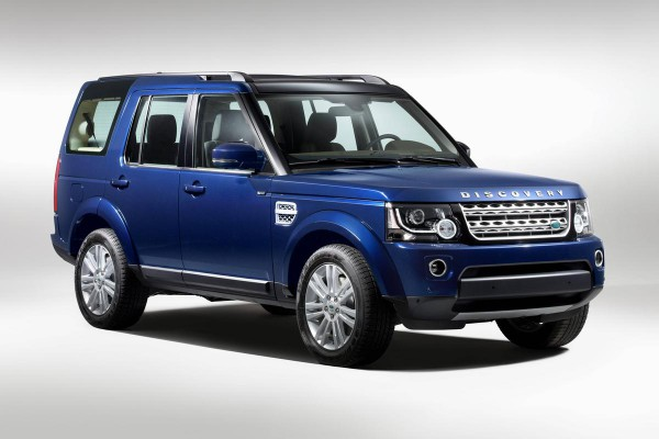 Рестайлинг-пакет Land Rover Discovery 4 2014