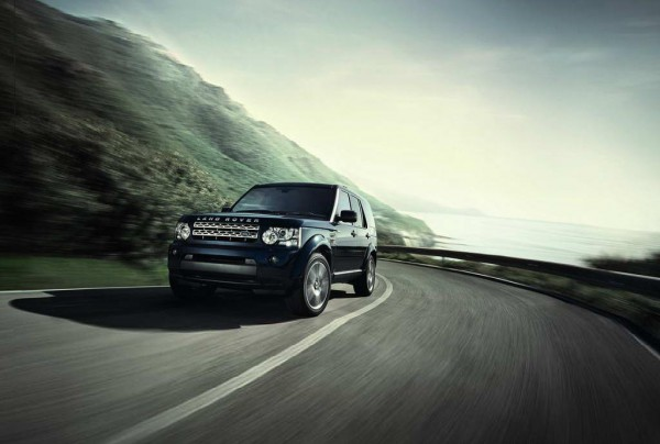 Рестайлинг-пакет Land Rover Discovery 4 2012