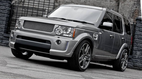 Тюнинг-пакет KAHN Land Rover Discovery 4 RS300 2013