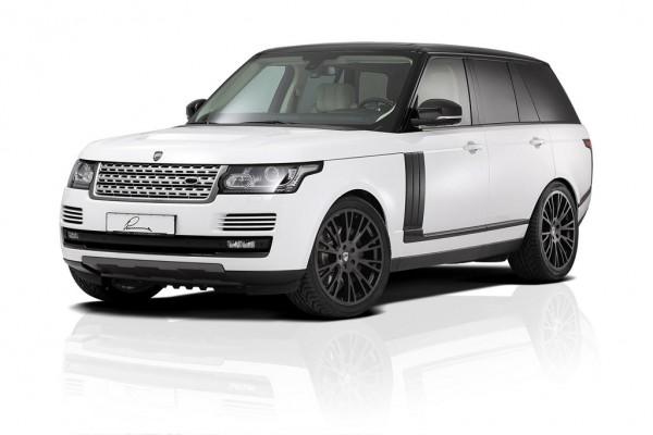 Тюнинг-пакет LUMMA CLR Range Rover Vogue 2013