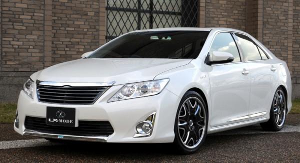 Тюнинг-пакет LX-MODE ver.1 Toyota Camry