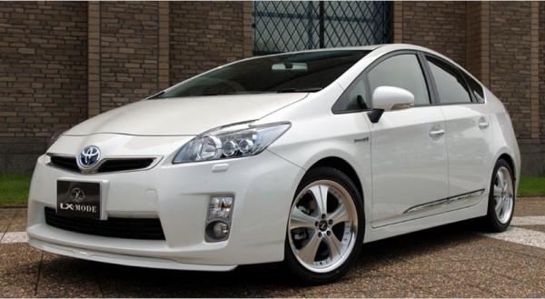 Тюнинг-пакет LX-MODE ver. E Toyota Prius