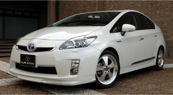 Тюнинг-пакет LX-MODE ver. L Toyota Prius