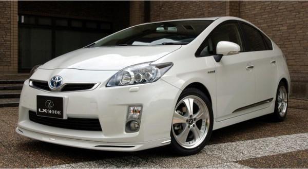 Тюнинг-пакет LX-MODE ver. S Toyota Prius