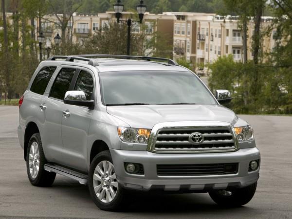 Тюнинг-пакет MAESTRO Toyota  Sequoia