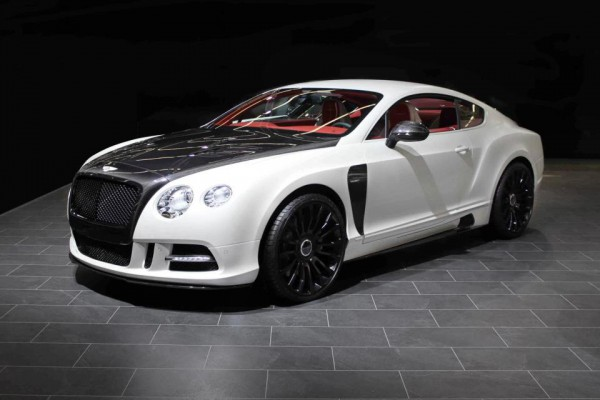Тюнинг-пакет MANSORY Bentley Continental GT 2012