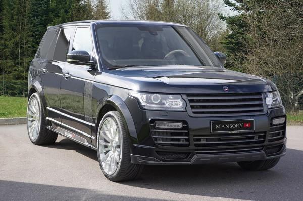 Тюнинг-пакет MANSORY Range Rover Vogue 2013