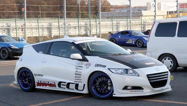 Тюнинг-пакет MAX RACING Honda CR-Z