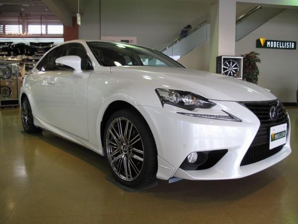 Тюнинг-пакет MODELLISTA Lexus IS F Sport 2013