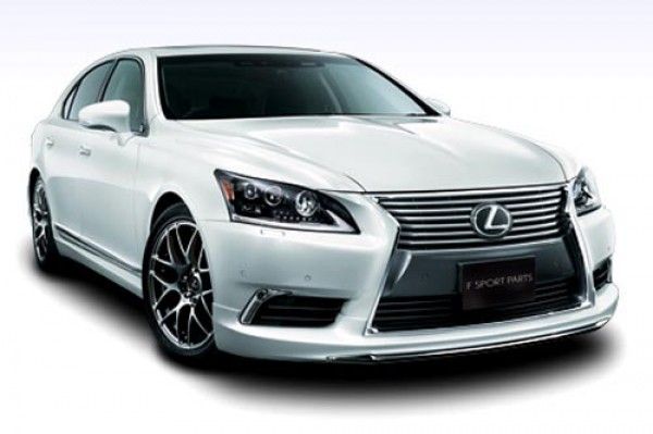 Тюнинг-пакет MODELLISTA Lexus LS 2012