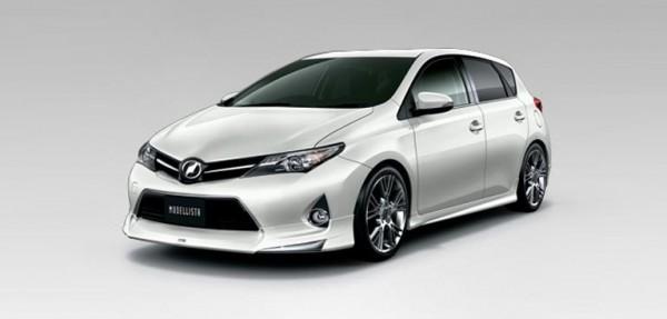 Тюнинг-пакет MODELLISTA Toyota Auris