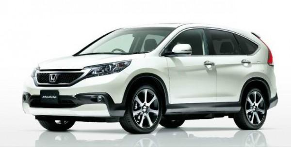 Тюнинг-пакет MODULO Honda CR-V 2012