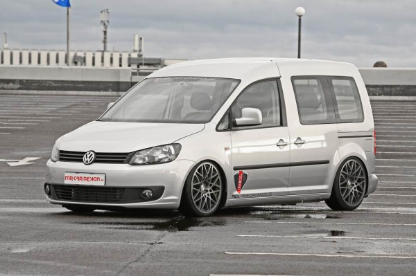 Тюнинг-пакет MR CAR Design VW Caddy 3