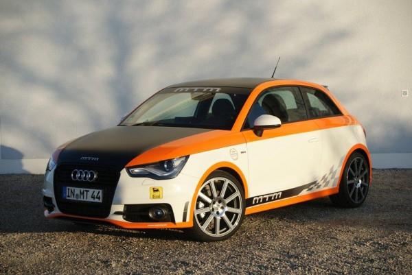 Тюнинг-пакет MTM Audi A1
