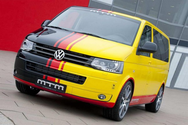 Тюнинг-пакет MTM Т-500 VW T5 2012