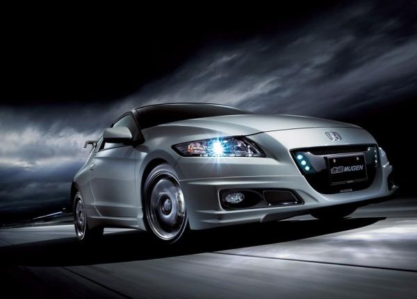 Тюнинг-пакет MUGEN Euro Honda CR-Z