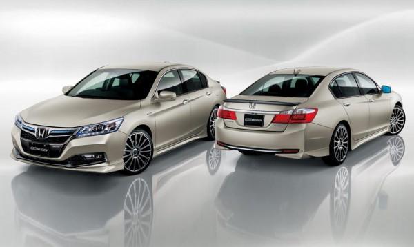 Тюнинг-пакет MUGEN Honda Accord 9