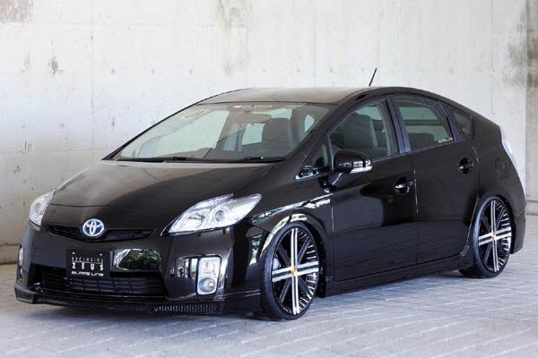 Тюнинг-пакет MzSPEED Exclusive Zeus GLMRS Line Toyota Prius /2009-2011/