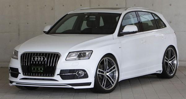 Тюнинг-пакет MzSPEED Exclusive Zeus Luv-Line Audi Q5 S-line 2012