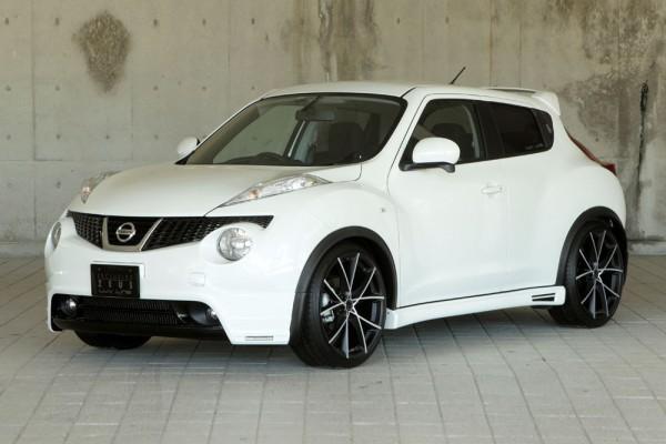 Тюнинг-пакет MzSPEED Zeus Exclusive Luv-Line Nissan Juke