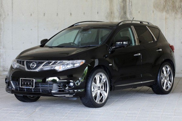 Тюнинг-пакет MzSPEED Zeus Exclusive Luv-Line Nissan Murano 2011