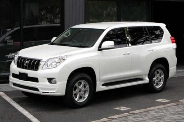 Тюнинг-пакет MzSPEED Zeus Exclusive Luv-Line Toyota Land Cruiser Prado 150