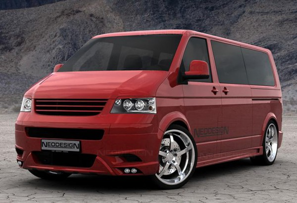 Тюнинг-пакет NEODESIGN Magnus VW T5 /2003-2010/