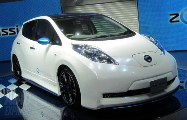 Тюнинг-пакет NISMO Nissan Leaf